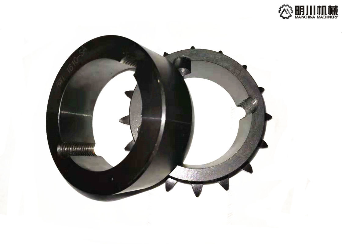 ANSI/DIN Durable Taper Bore Sprockets With Superior Wear Resistance