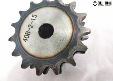 Cina SS Double Strand Roller Chain Sprocket, Double Row Sprocket 50B15T pabrik