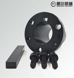 Cina Heavy Duty Qd Hubs Dan Bushing, Mengunci Hub Bushing Black Phosphating Surface Treatment pabrik